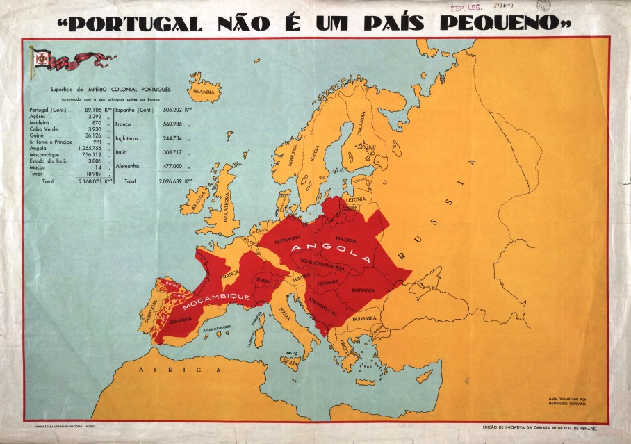 Portugal Is Not A Small CountryEfemerides Historum History Forums - Portugal map history